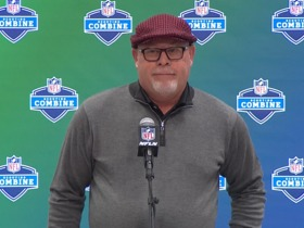 Watch: Bruce Arians 2017 NFL Combine press conference