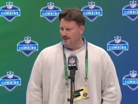 Watch: Ben McAdoo 2017 NFL Combine press conference