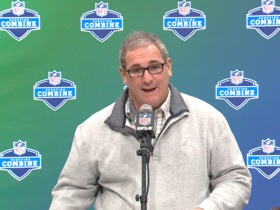 Watch: Dave Gettleman 2017 NFL Combine press conference