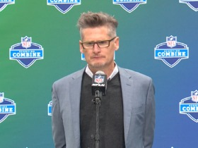 Watch: Thomas Dimitroff 2017 NFL Combine press conference