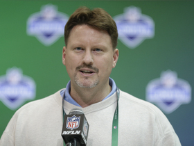 Watch: Ben McAdoo discusses losing Victor Cruz, Rashad Jennings to free agency