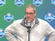 Watch: Gettleman on Michael Oher's future: 'We're in the unknown'