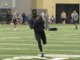 Watch: John Ross shows off skills at pro day