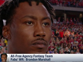 'NFL Fantasy Live': Building the All-Free Agency team
