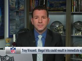 Watch: Rapoport: Teams would have to vote on what constitutes illegal hit