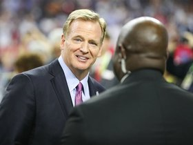 Watch: Roger Goodell says changes coming to improve viewer experience