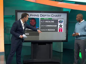 Watch: Inside the Dolphins Draft War Room