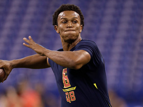 Watch: Where are the highest, lowest potential landing spots for DeShone Kizer?