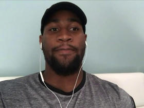 Watch: Haason Reddick talks draft, yoga, his father's influence