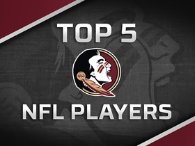 Watch: Top FSU Seminoles in the NFL