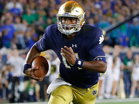 Watch: Warner: DeShone Kizer has to show more consistency