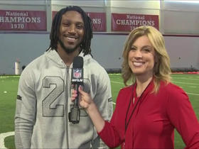 Watch: Malik Hooker talks rehab process