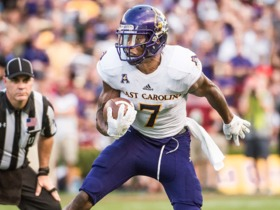 Watch: Meet The Prospect: Zay Jones