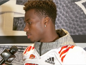 Watch: Unofficial Visit: Amara Darboh