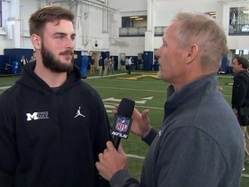 Watch: Mike Mayock goes 1-on-1 with Jake Butt