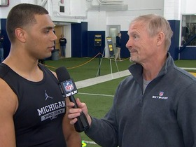 Watch: Chris Wormley: 'I'm a versatile player'