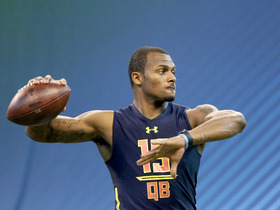 Watch: Who is the best QB in the draft?