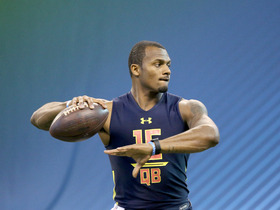 Watch: Brandt: Deshaun Watson's showings vs. 'Bama show he's draft's best QB
