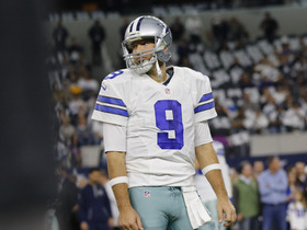 Watch: Rapoport: We don't know if Romo is going to play football next year
