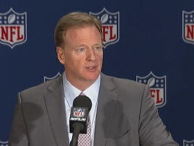 Watch: Goodell: 'Our goal is to have 32 stable franchises'