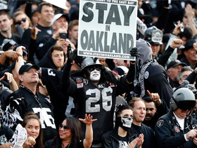 Watch: Randy Moss: Raiders fans in Oakland saw this relocation coming