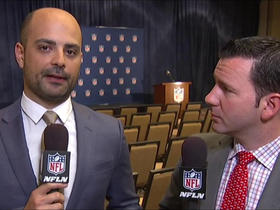 Watch: Garafolo: It's not just the Raiders in Vegas, it's the entire NFL playing in Vegas