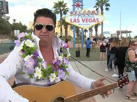 Watch: Elvis joins 'Up To The Minute'