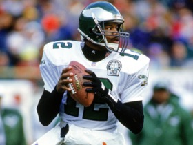 Watch: Top Ten Mobile QBs: Randall Cunningham