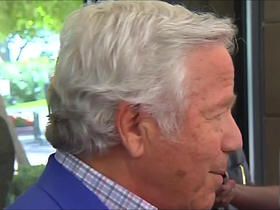 Watch: Robert Kraft: Raiders worked hard to keep team in Oakland