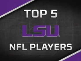 Watch: Top 5 LSU Players in the NFL