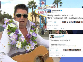 Watch: Social Media Reactions to the Raiders Move to Las Vegas