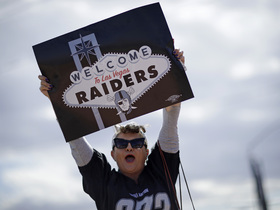 Watch: Reaction to Raiders relocation to Las Vegas