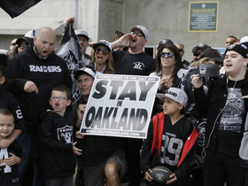 Watch: Brandt: There are different feelings between fans of Oakland and fans of the Raiders