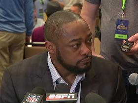 Watch: Mike Tomlin: 'Football is my hobby'
