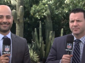 Watch: Rapoport on leaping rule change: NFL, NFLPA concerned with player safety