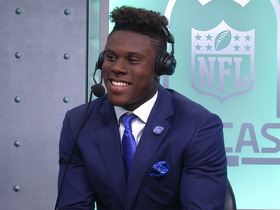 Watch: David Njoku joins Move the Sticks