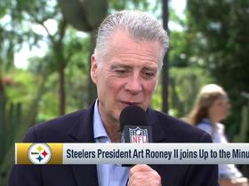 Watch: Rooney II has talked to Big Ben, 'expects him back'