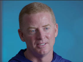 Watch: Jason Garrett on Tony Romo: 'We're in a wait and see mode'