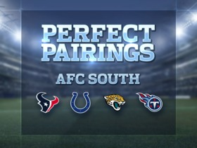 Watch: Perfect Pairings: AFC South