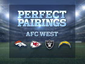Watch: Perfect Pairings: AFC West