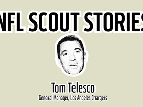 Watch: NFL Scout Stories: Tom Telesco