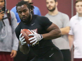 Watch: Evaluating Dalvin Cook's Pro Day