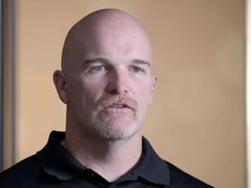 Watch: Dan Quinn on Super Bowl loss: 'I'm past it, but not over it'