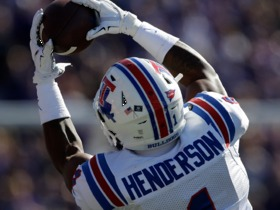 Watch: Meet The Prospect: Carlos Henderson