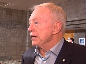 Watch: Jerry Jones on Tony Romo: He has been wonderful about the entire thing