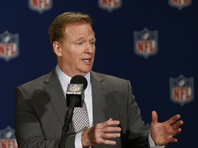 Watch: Thoughts on Goodell planning to attend Patriots Week 1 game