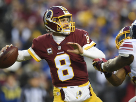 Watch: Rapoport: Redskins priority is signing Kirk Cousins