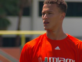 Watch: Brad Kaaya's Pro Day highlights
