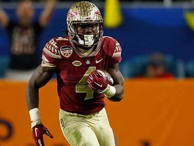 Watch: Dalvin Cook: 'I'm the best back in this draft'