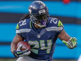 Watch: Wyche: Seahawks backfield too deep to retain Marshawn Lynch if he returns